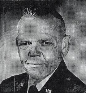 Colonel George Daniel  Westover U.S. Air Force, Retired