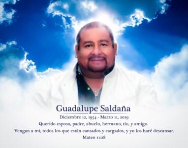 Guadalupe  Saldaña
