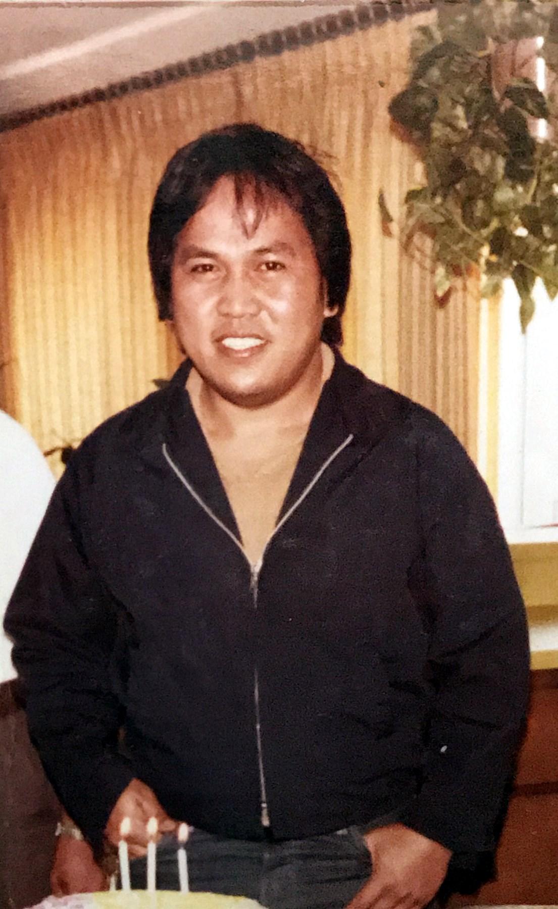 Luis Canilang  Pagdanganan