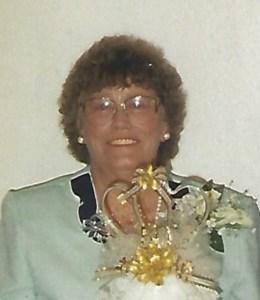 Betty Lillian  Weaver Garrison