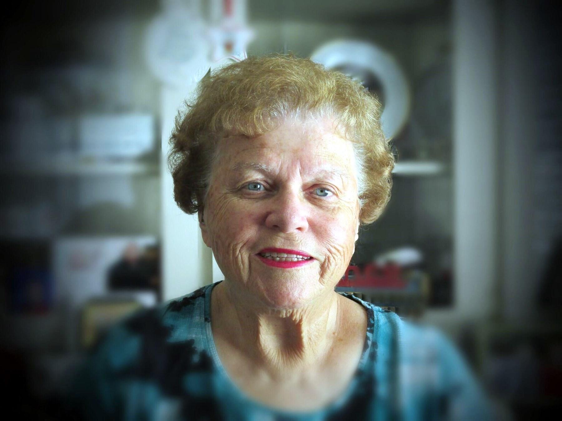 Patricia A.  Thomas