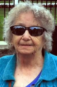 Pauline Mae  Thomas