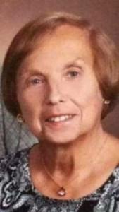 Nancy Ann  McCauley