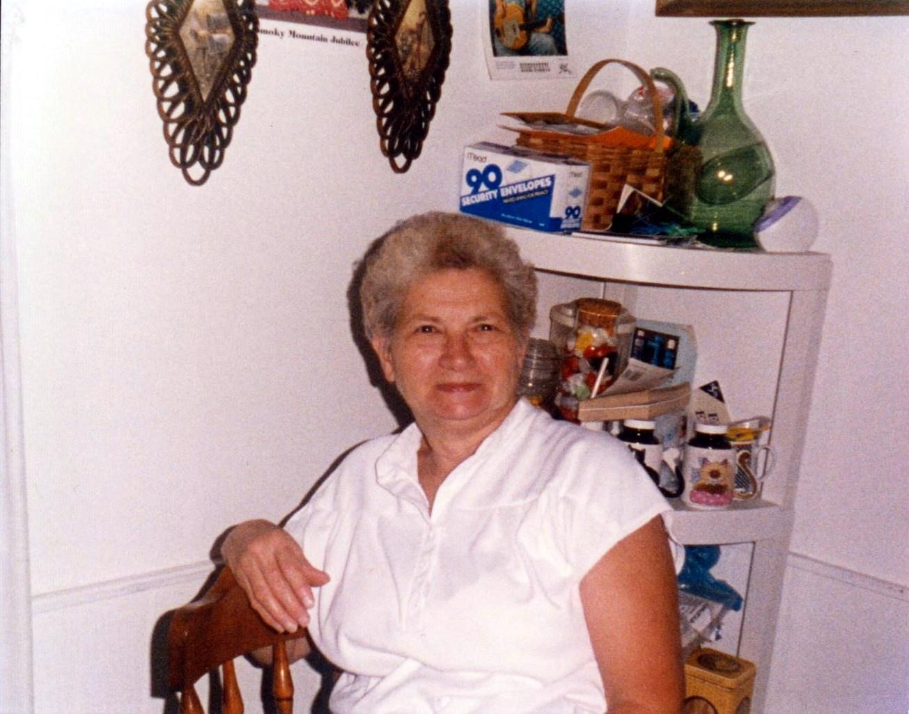 Mary Stella  Gibbs