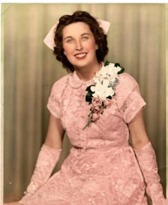 Clara Milly  Henderson