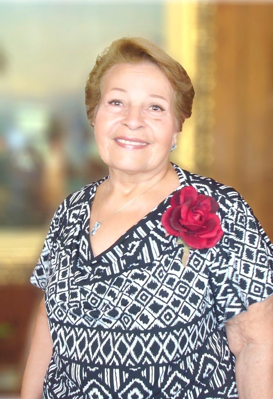 Ana Mercedes  Santiago Nieves