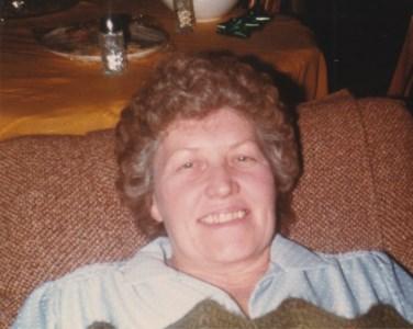 Virginia Sue  Mitchell