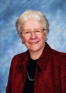 Virginia Dawe  Thompson