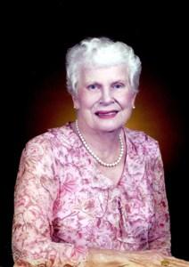 Florence Jean  Edgerley