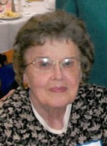 Gladys Marie  Trefzger
