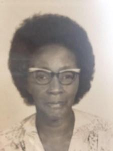 Millicent Gertrude  Mitchell