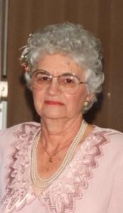 Mamie Alice  (Roberts) George