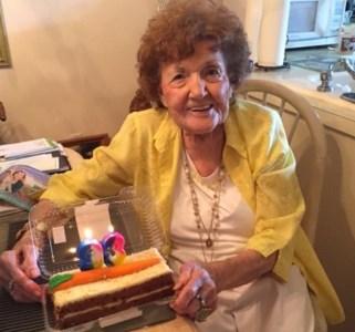 Barbara Jane  Darnell