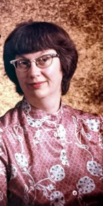 "Patricia ""Pam"" Ann  (Mackie) Hallock"
