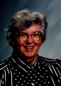 Jane A  Webster
