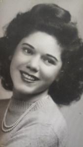 Betty Patricia  FITZGERALD