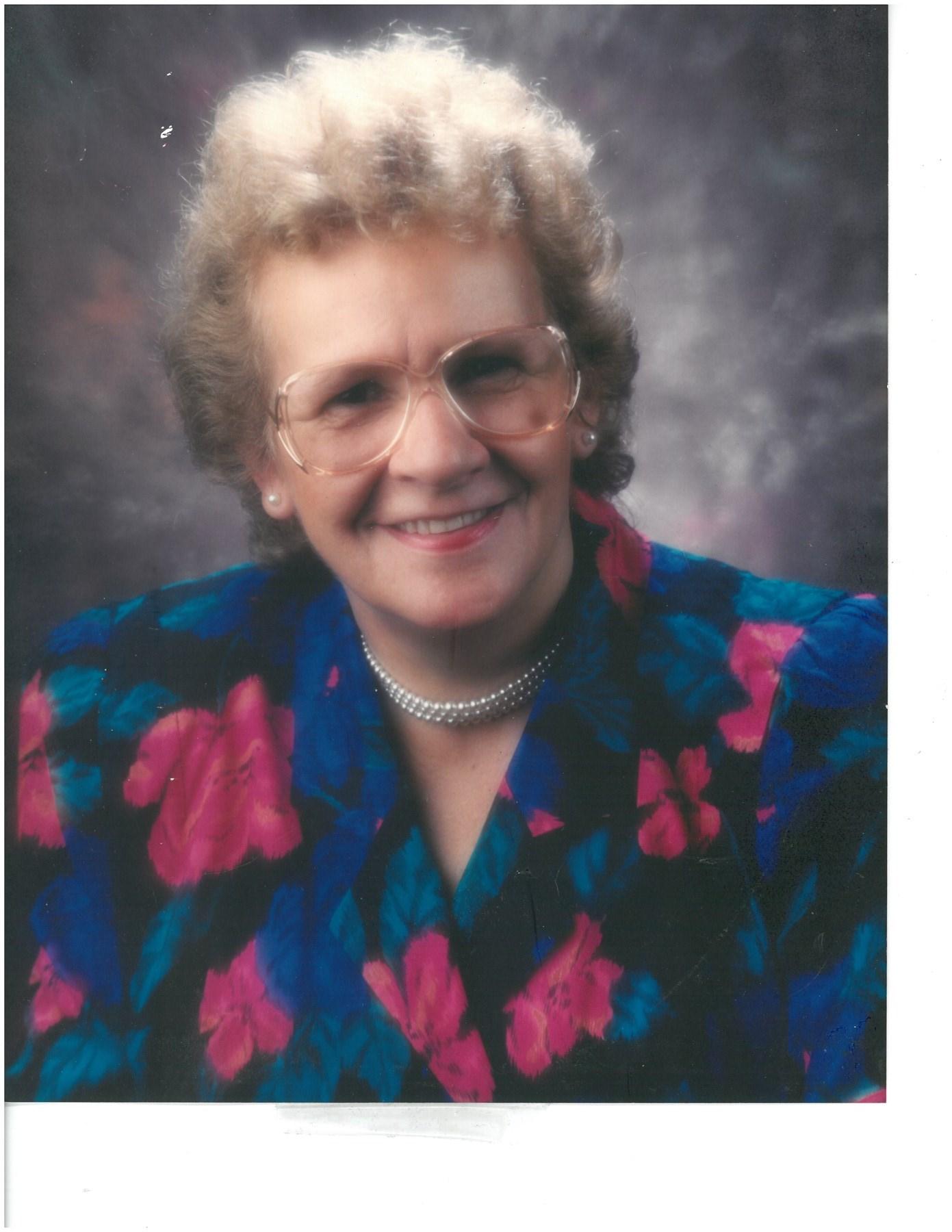 Mary Albina  Blanchard