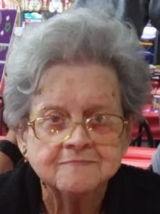 Doris Janice  Basinger