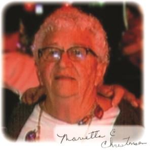 Mrs. Marietta Constance  (Moser) Christensen
