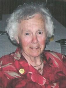 Margaret Marion  Dauphinee