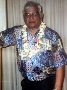 Michael D.  Persaud