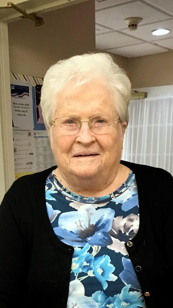 Margaret M.  Pickerill