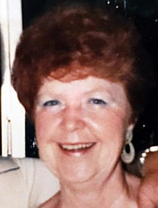Doris Mary  Houghton