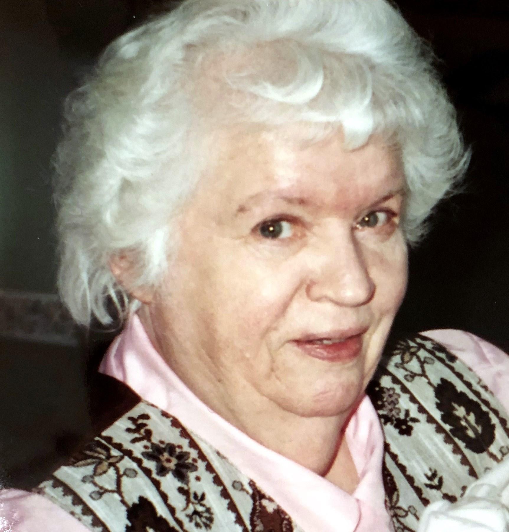 Winnifred Ann  Carson