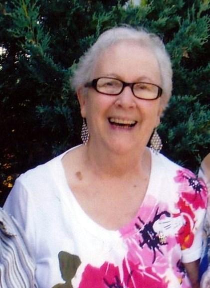 Patricia Margaret  Fisher