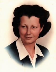 Clara Joan  (Hamilton) Gray