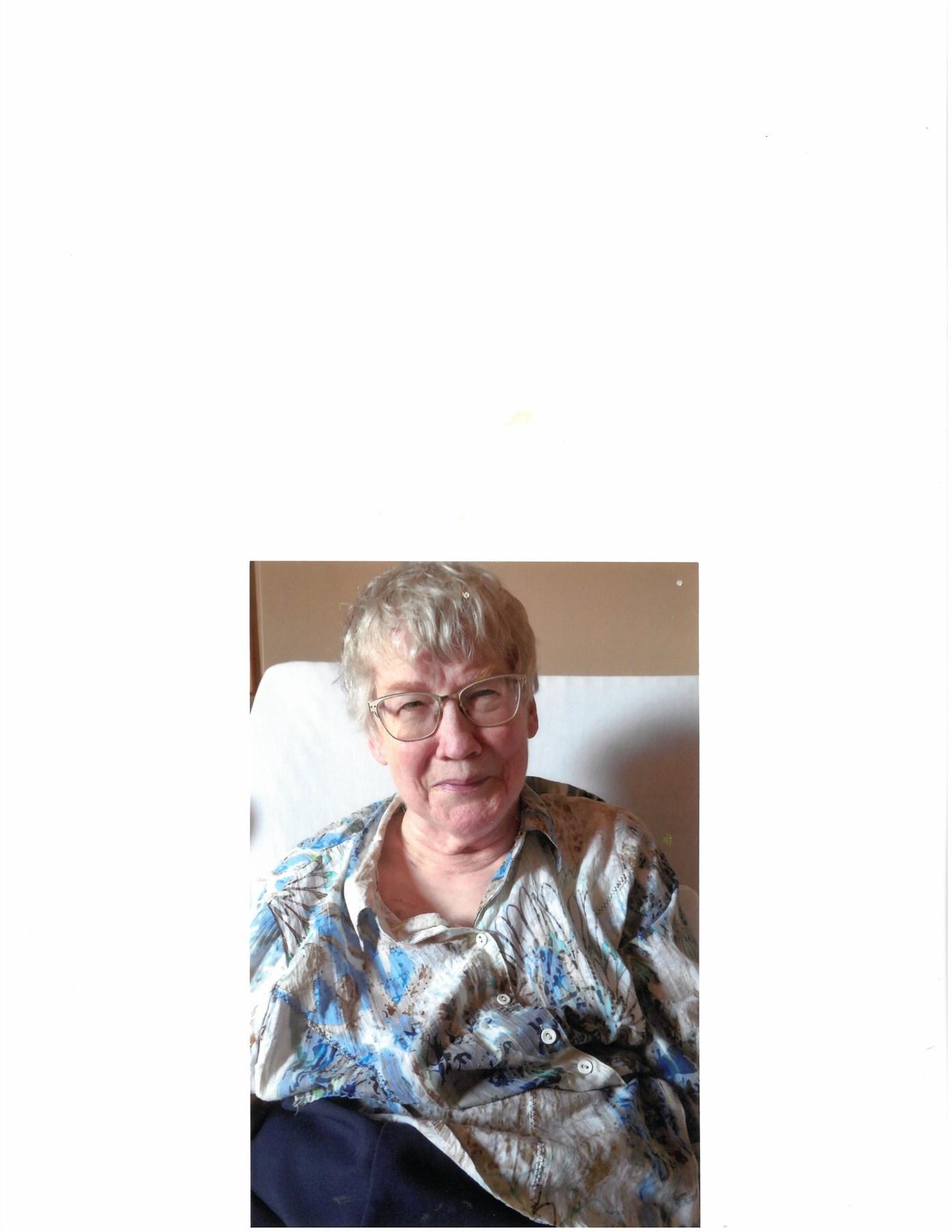 Barbara Jeanne  Mount