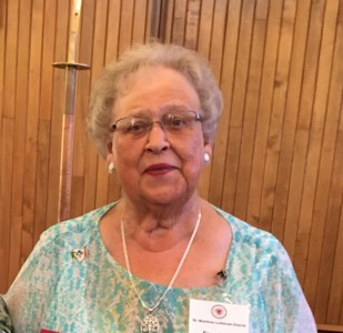 Mrs. Frances J  Olson
