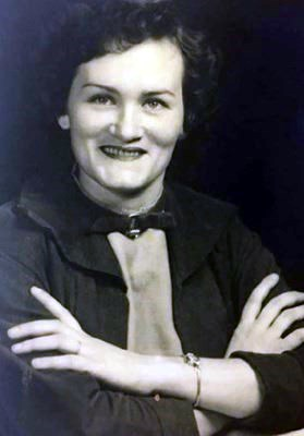 Sally Jeffery