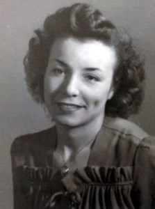 Mary Faye  Anderson