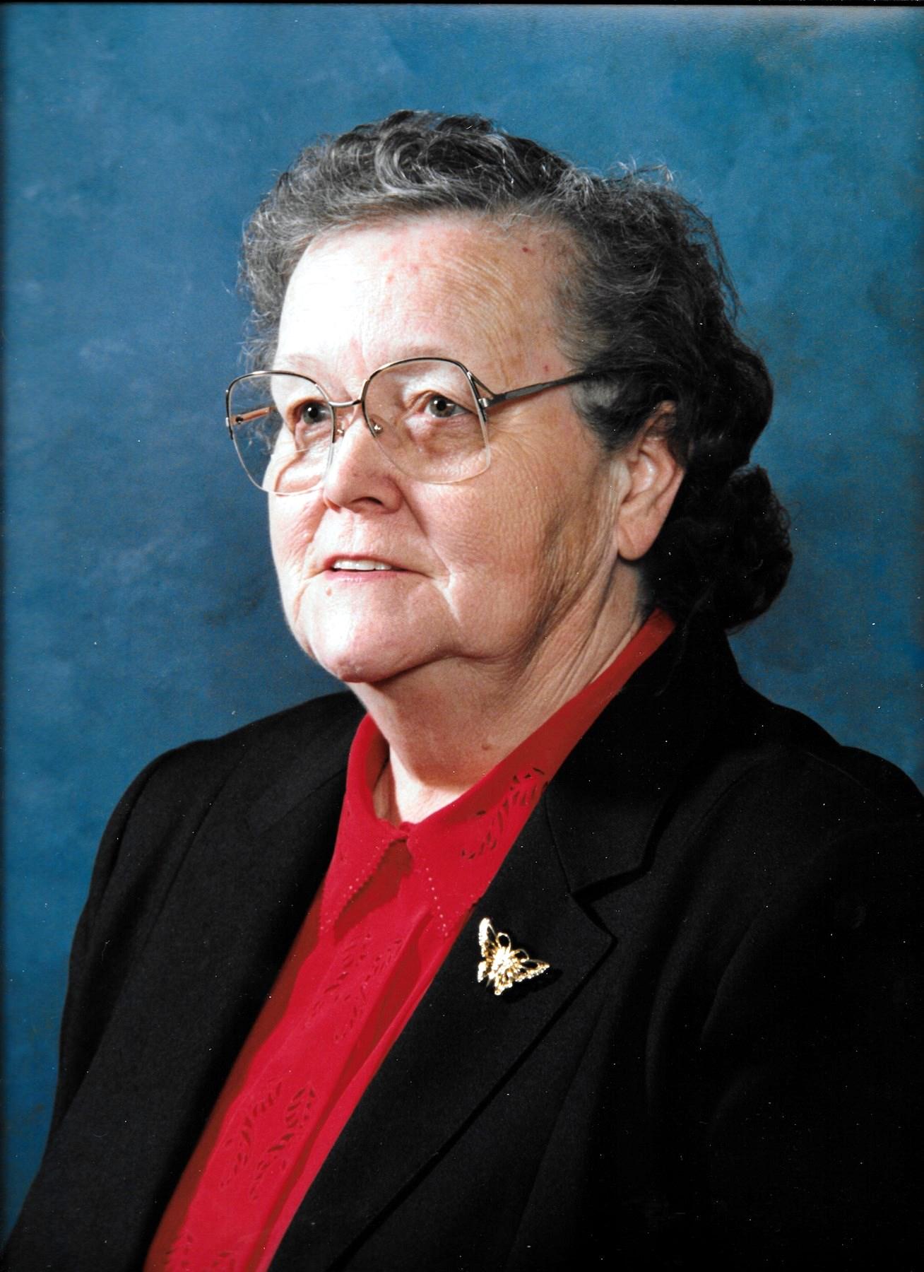 Louise Evelyn  Hall Jackson