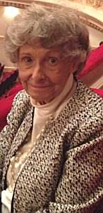 Doris Patricia  Phillips