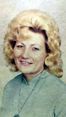Mary Harrell