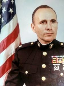 Colonel Robert J.  Esposito