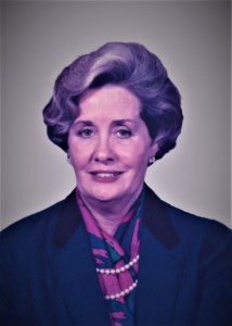 Rosemary B.   Trent