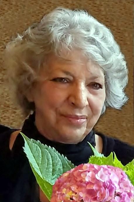 Patricia Mae  Nelson