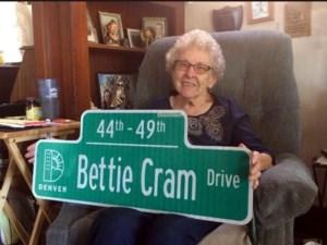 Bettie Maurine  Cram