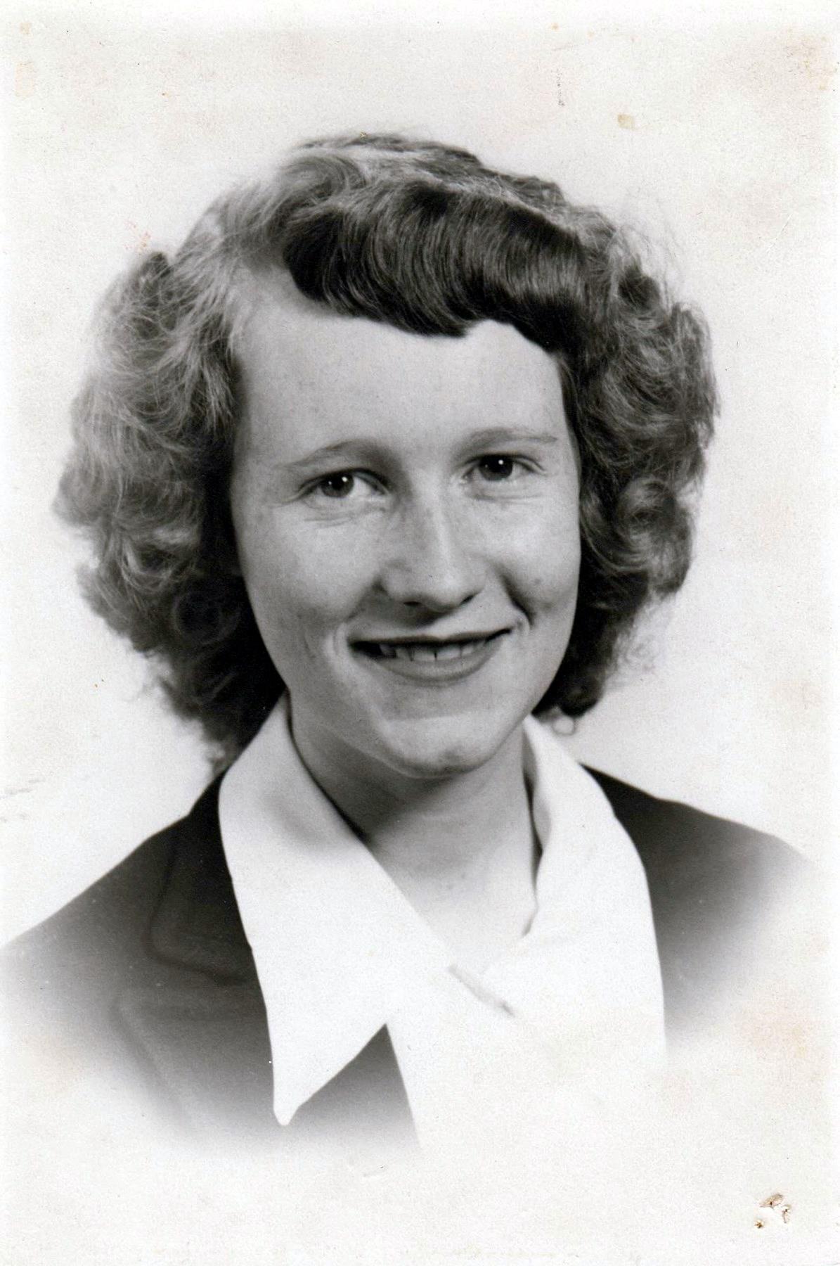 Doris Nance  Martin