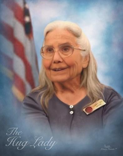 Elizabeth Corrine Laird The Hug Lady Obituary Copperas Cove Tx