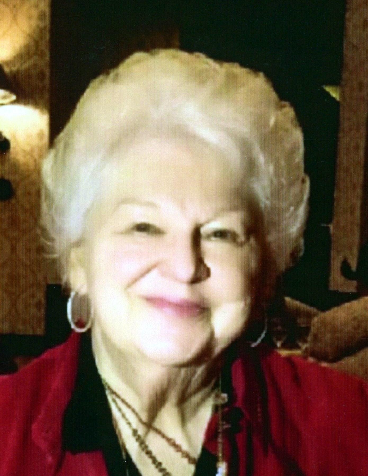 Patsy Ruth  Cates