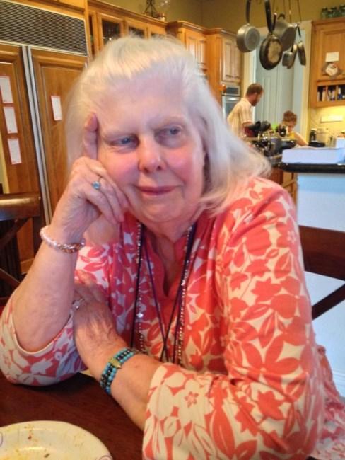 Obituary of Susan Scott Ackerman