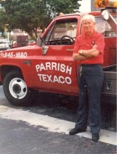 "Richard ""Dick"" Vernon  Parrish"