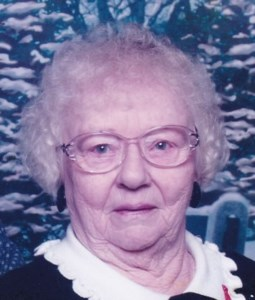 Elsie Elizabeth  Purvis