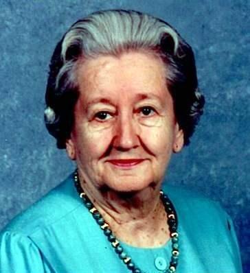 Frances Barksdale  Mack