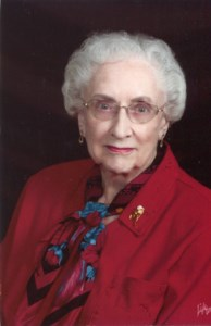 Mildred Roberson  Mackey