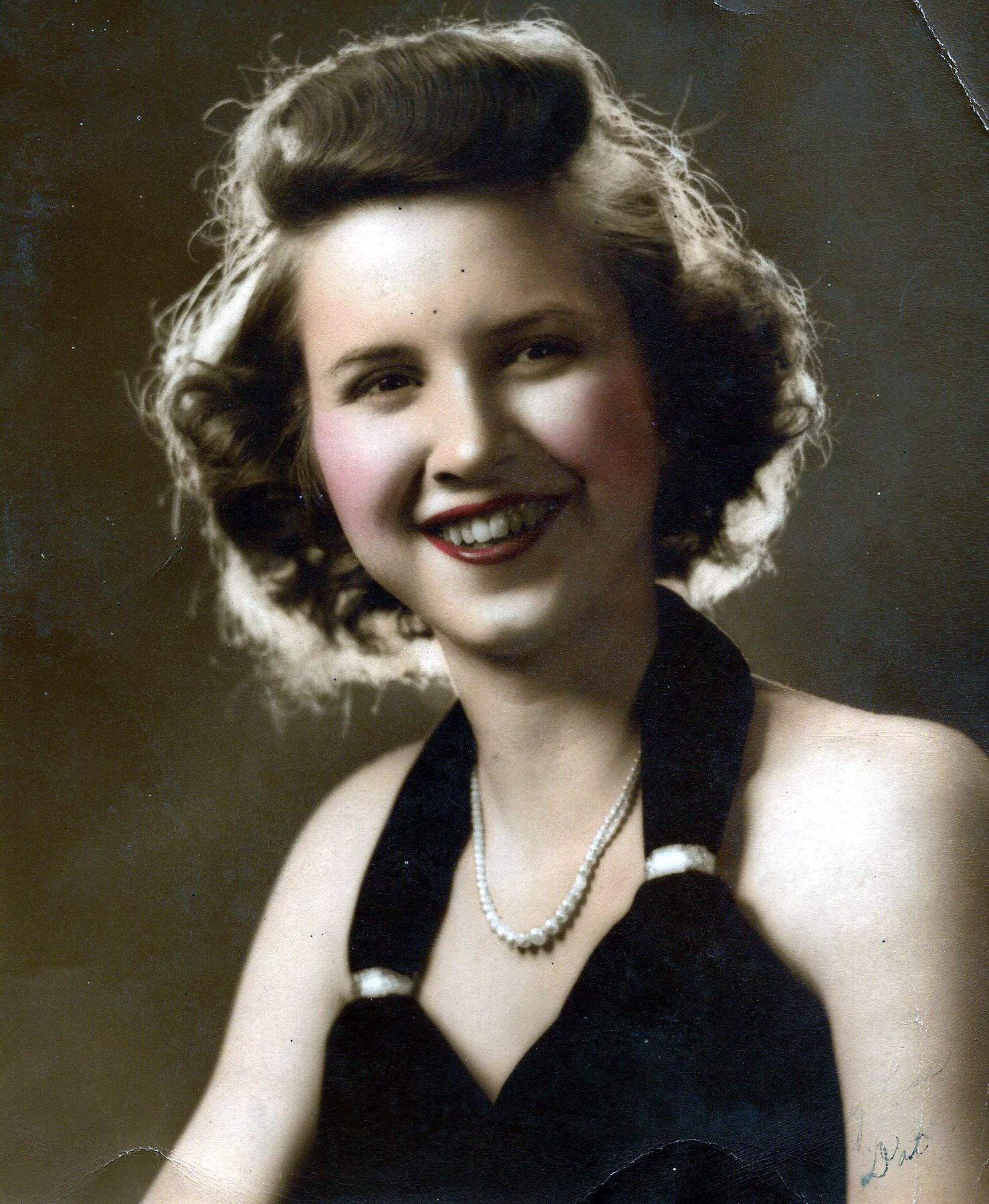 Dorothy Hood  Garner